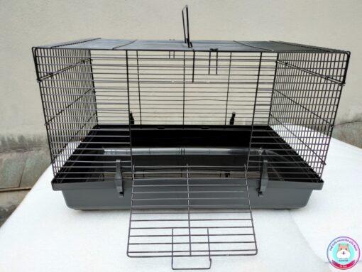 Lồng Hamster cỡ đại màu đen