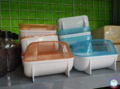 Nhà tắm nhựa